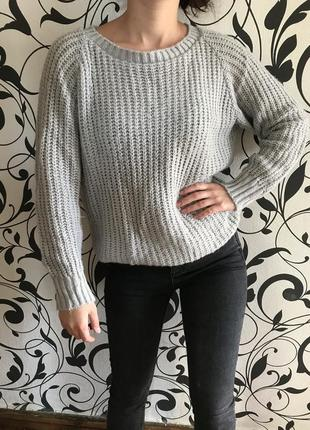 Свитер теплый,вязаный свитер,женский свитер,зимний свитер
