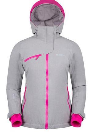 Зимняя лыжная куртка mountain warehouse, размер s-m
