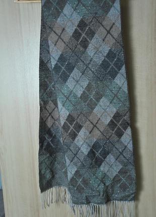Классический шарф.!!!расродпжа дешево!!!2 фото