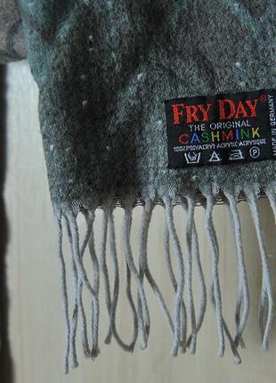 Классический шарф.!!!расродпжа дешево!!!4 фото