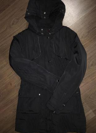 Куртка тёплая, пуховик, курточка зимняя