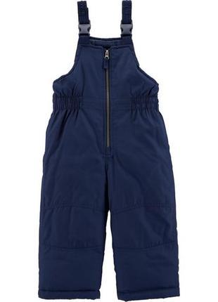 Зимові штани carters