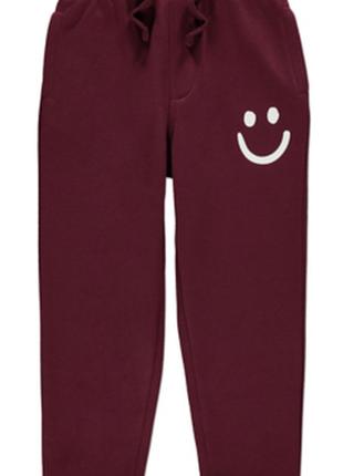 В наличии. штаны, джогеры, утепленные,на флисе george, 4-5 года, 104-110 см.