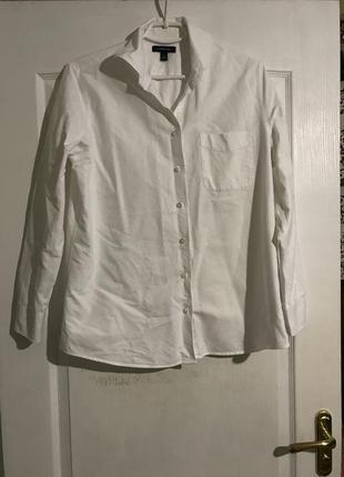 Супер качественная рубашка блуза плотная ткань