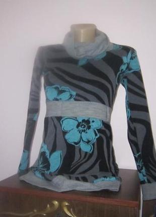 Стильное платье -туника