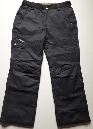 Лыжные термо штаны  большого размера 58 р