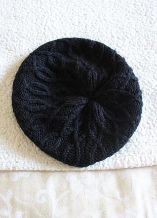 Зимняя шапка marks & spencer