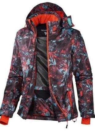 Зимняя лыжная термо куртка на тинсулейте crivit.