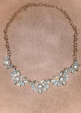 Ожерелье, колье, подвеска, украшение на шею