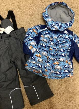 Зимова куртка і комбенізон