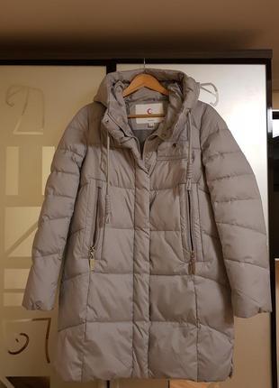 Куртка зимняя clasna р.м-л
