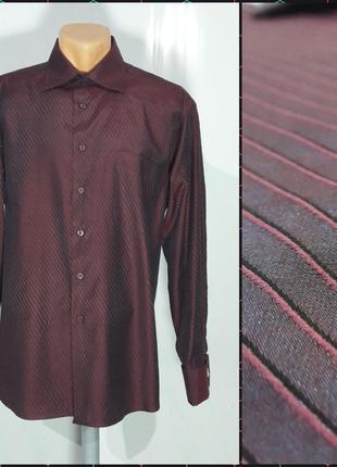 Рубашка классическая   enriko запонки в подарок