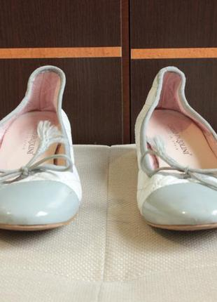 Приятные туфли от carlo pazolini