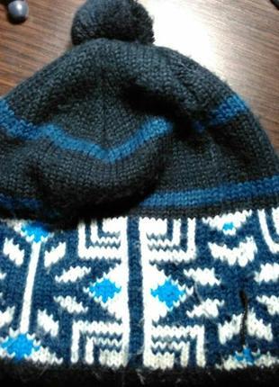 Зимняя мужская шапка icepeak