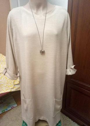 Платье-туника от marks & spenser, 22 размер