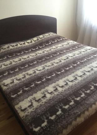 Одеяло из овечьей шерсти , доставка по украине