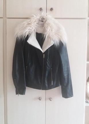 Демисезонная куртка marks & spencer