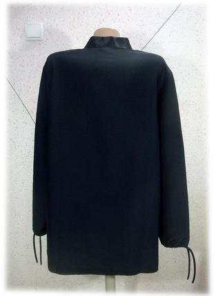 Роскошная плотная блуза большой размер3 фото
