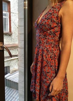 Цветочное платье tfnc london