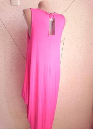 Шикарное натуральное стильное платье новое с биркой