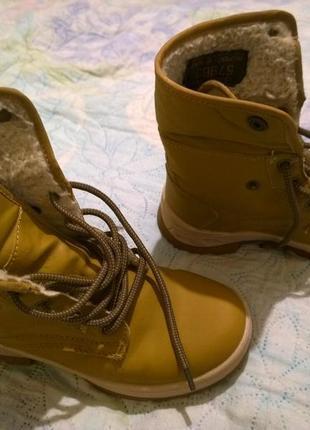 Ботинки-сапожки here&there размер 303
