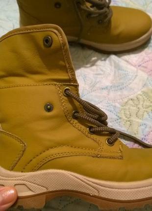 Ботинки-сапожки here&there размер 304