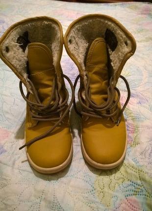 Ботинки-сапожки here&there размер 301