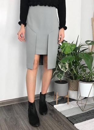 Очень стильная юбка асимметрия