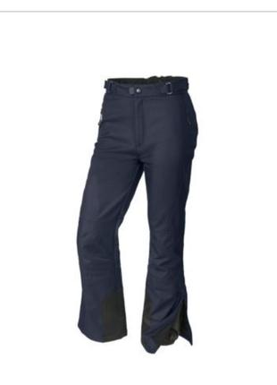Лыжные штаны. зимние термо штаны. p. наш 58/60 crivit