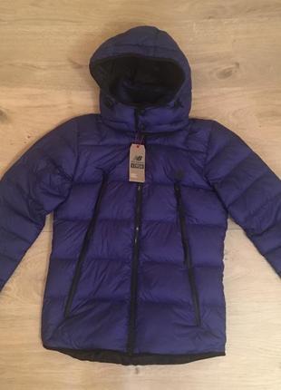 Зимняя куртка new balance