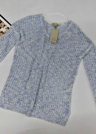 Ажурный приятный свитер comma s.oliver  размер 36, на 44-46 наш