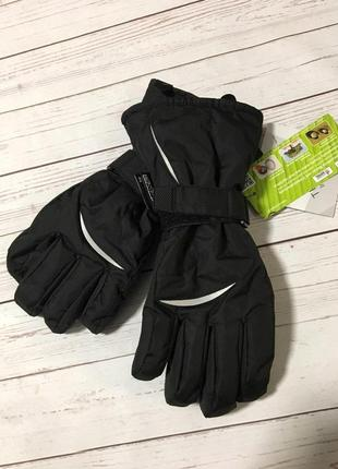 Краги перчатки зимние для мальчика 110/128 можно дольше tcm tchibo чибо