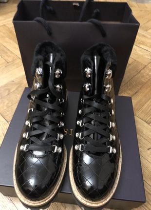 Le silla  ботинки ( оригинал). самая востребованная модель