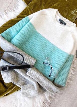 Плюшевый свитер акрил