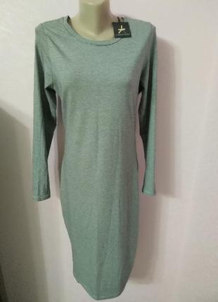Тренд! женское платье с длинным рукавом в полоску atmosphere