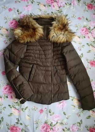 Теплая куртка новая бренд венгрия