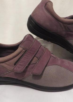 Туфли кожа германия 40,5 размер