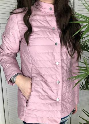 Куртка дорого бренда peter hahn осень-весна