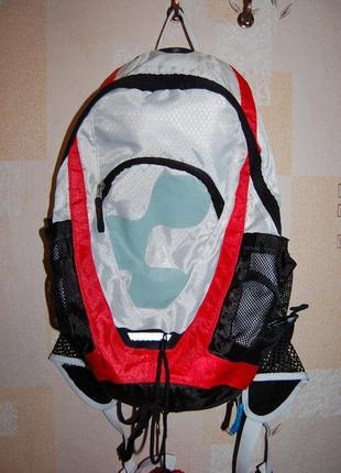 Велосипедный рюкзак cube ams 11 teamline, оригинал