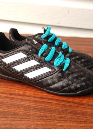 Сороконожки adidas jr ace 17.4 in bb5585,размер 30-й...