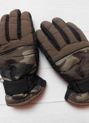 Перчатки matalan на мальчика 8-10 лет