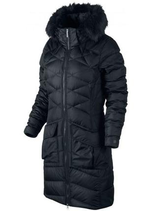 Пуховое пальто nike alliance parka