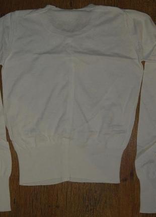 Белая кофта new look 152-164р.2