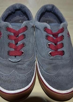Брогги/туфли на шнурках/кеды