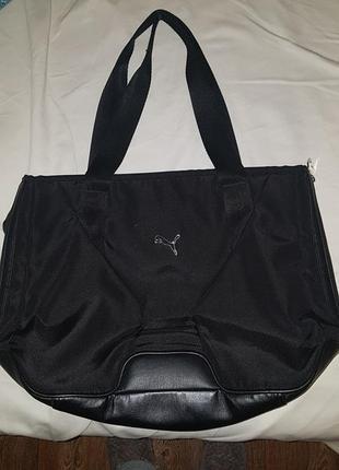 Спортивная сумка puma (оригинал)