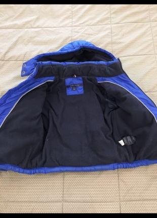 Теплющая крутая куртка