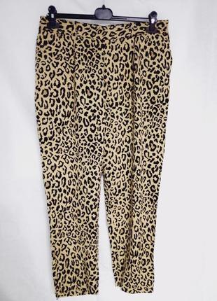Леопард снова будет в моде, брюки обалденные