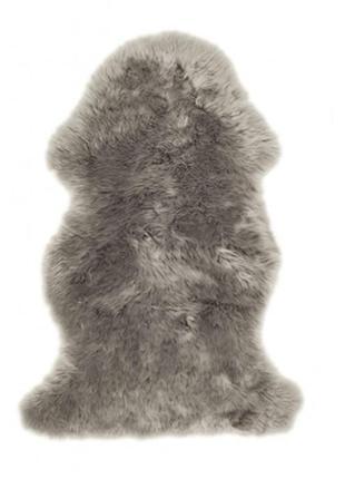 Итальянский ковер pelle montone из натуральной овечьей шкуры