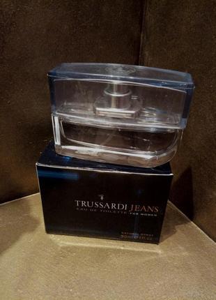 Trussardi jeans edt 30мл-женская туалетная вода