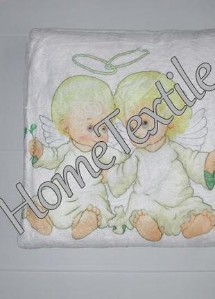Крыжма, крестильное полотенце, ангелы